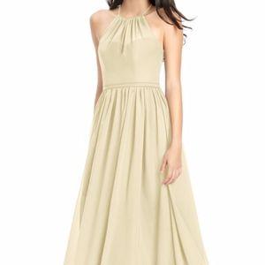 Azazie Kailyn Bridesmaid Dress Champaign